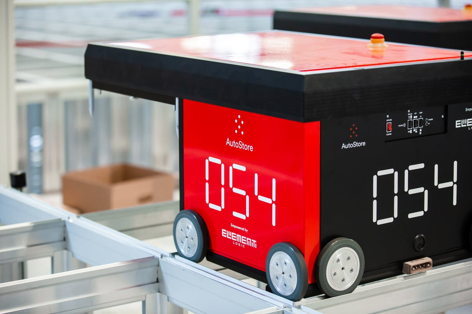 Autostore Automated Warehouse Solutions By Element Logic