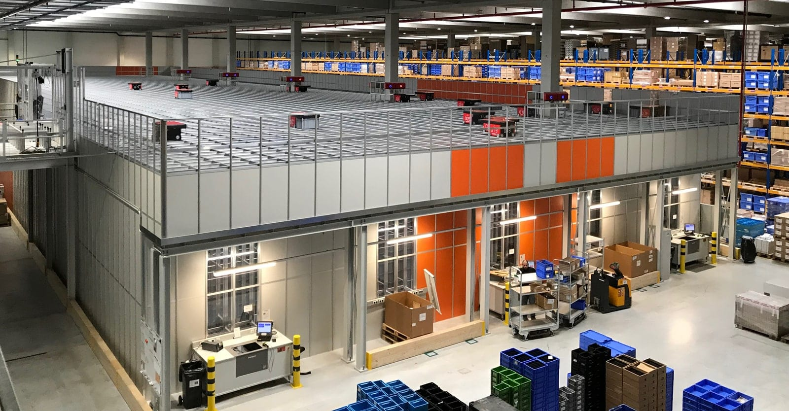 Element Logic Germany Gmbh Receives The First Order For Autostore In Austria Element Logic