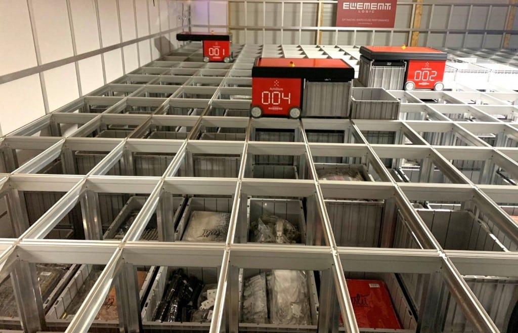 Profitable Warehouse Automation With Autostore Element Logic