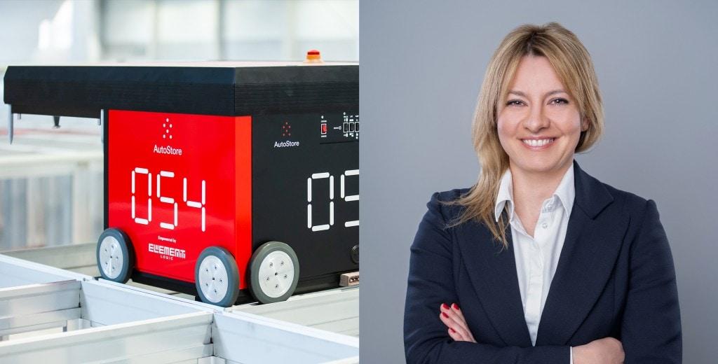 Managing Director Element Logic Poland, Anna Wisniewska