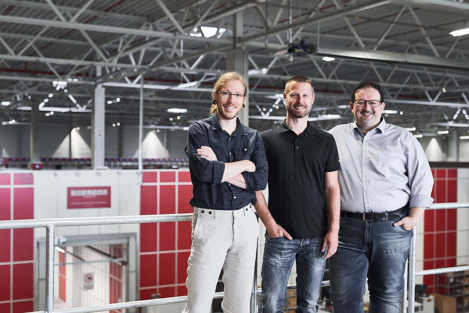 Bergfreunde and Element Logic in the AutoStore warehouse
